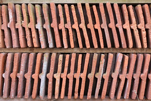 Roof Tiles, Background, The Regularity Of The