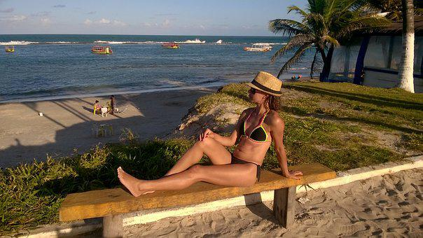 Marcela Santos, Praia Do Frances, Al, Brazil