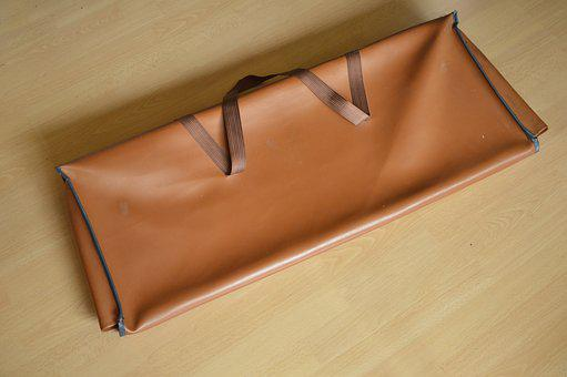 Bag, Brown, Packaging, Design, Empty