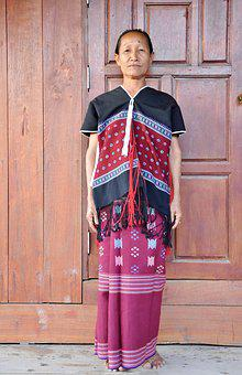 Asia, Ethnic Group, Ethnology, Costume, Tradition