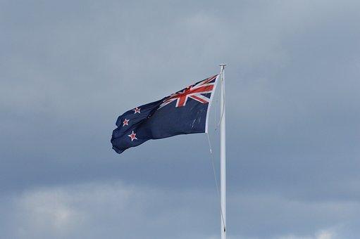 Flag, New Zealand, Wind
