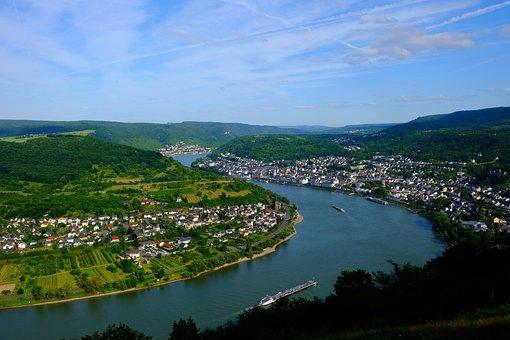 Middle Rhine Valley, Middle Rhine, Weltkulturebe