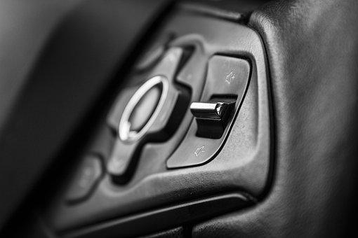 Opel, Auto, Console, Volume, Music, Sound, Pkw
