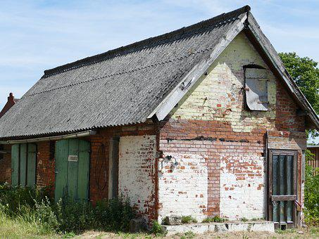 Ruin, Lapsed, Home, Scale, Building, Dilapidated, Old