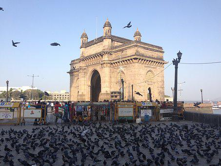 Gate Of India, Mumbai, Colaba
