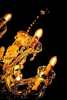Lamp, Light, Candle, Lantern, Lighting, Candlelight