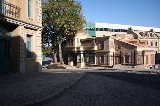 Universal, Studios, 1, Navigation