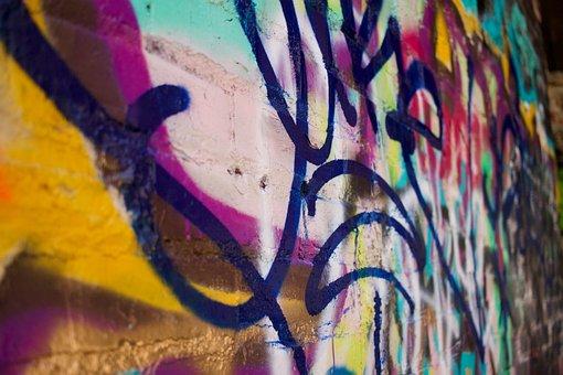 Graffiti, Colors, Paint, Art, Colorful, Artistic