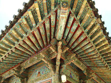 Republic Of Korea, The Bulguksa Temple, Traditional