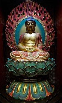 Worship, Figure, Buddhism, Buddhist, Religious