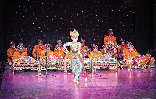 Singapore Dancer, Exotic, Band, Music, Instrument