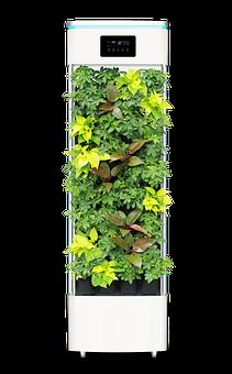 Smart Plant Purifier, Air Purifier, Plant