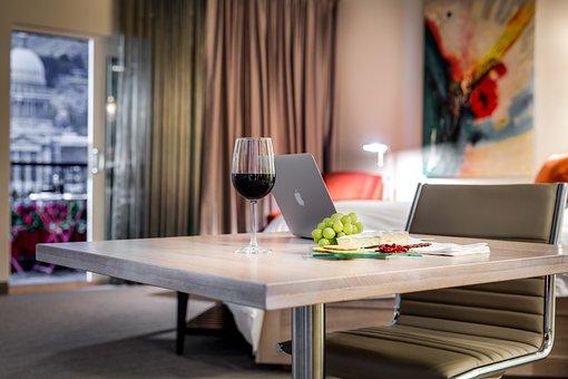 Hotel, Dining, Food, Plate, Dish, Luxury, Decoration