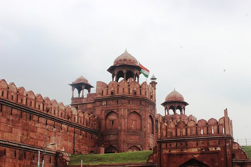 Red Fort, Tourism, Architecture, Monument, Heritage