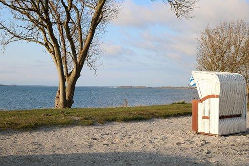 Rügen, Baltic Sea, Vaschvitz, Rügen Island, Beach, Sea