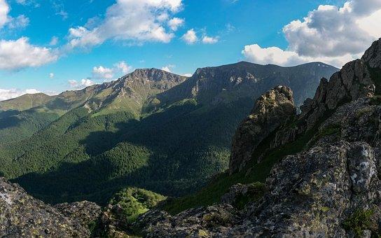 Bulgaria, Stara Planina, Central Balkan