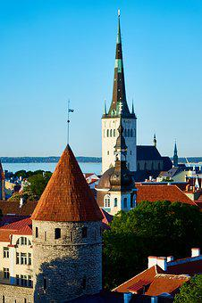 Estonia, Tallinn, Reval, Historically, Old Town