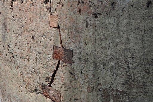 Walls, Brick, Crack