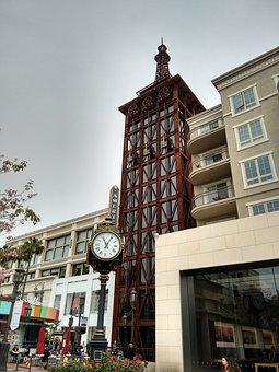 Urban, Plaza, Shopping, Galleria, Architecture