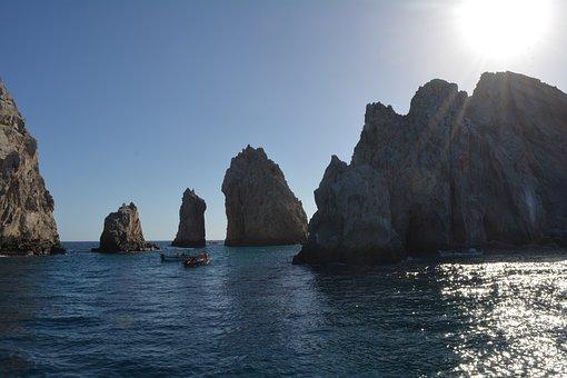 Land's End, Cabo, Mexico