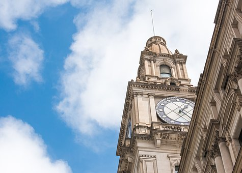 Clock, Gpo, Clock Tower, City, Melbourne, Architecture