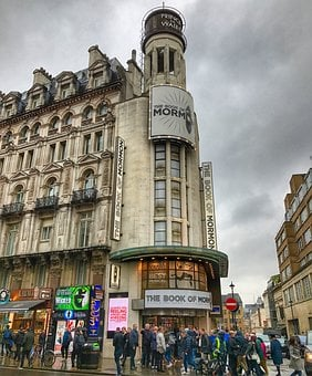 London, Prince Of Wales Theatre, Theatre, West End