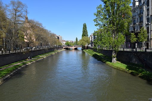 River, Water, Water Courses, Nature, Landscape