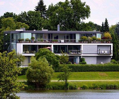 Seehaus, Villa, Property, Balconies, Real Estate