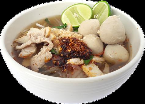 Noodle, Tomyum, Food, Thai