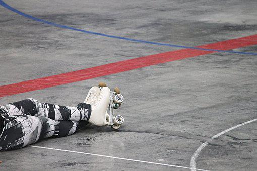 Roller-skating, Skating, Training, Training Break