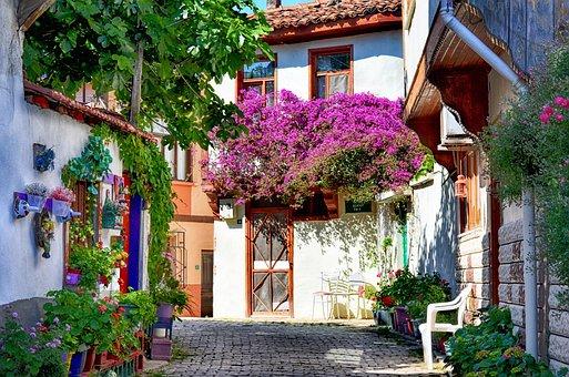 Turkey, Trilye, Summer, Landscape, Solar, Peace