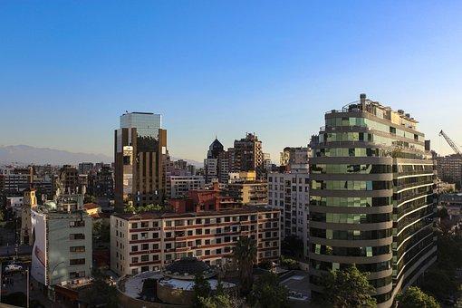 Building, Line, Sky, City, Urban, Architecture