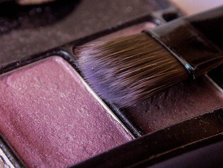 Brush, Makeup, Blush