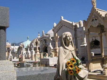 Nice, Graveyard, Church