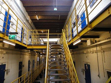 Prison, Leeuwarden, Blokhuispoort