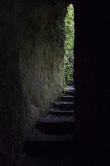 Tunnel, Nature, New Zealand, Natural, Light, Travel