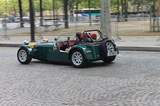 Classic Cars, Street, Automotive