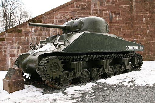 Panzer, Tank Vehicle, Tracked Vehicle, Tank Tracks, Gun
