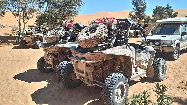 Buggy, Quad, 4x4, Desert, Adventure, Travel, Tourism