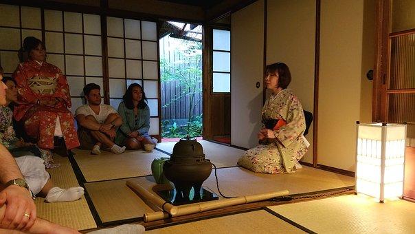 Japan, Tea, Traditional, Ceremony, Culture, Oriental