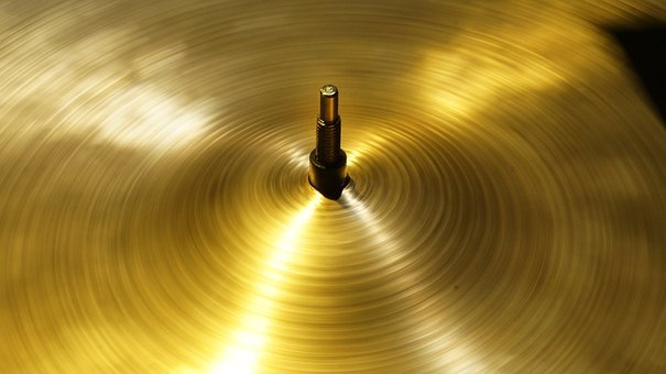 Cymbal, Music, Drums