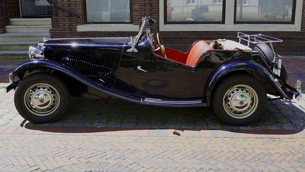 Auto, Oldtimer, Vehicle, Historically, Old, Eye Catcher