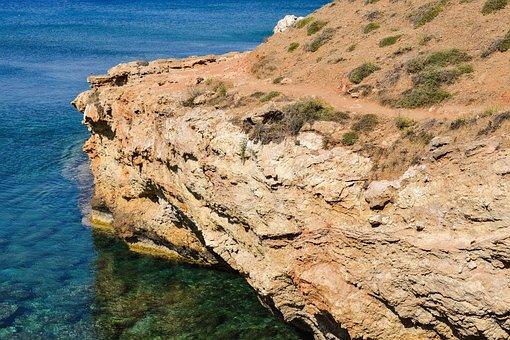 Cliff, Rocky Coast, Coastal Path, Geology, Erosion