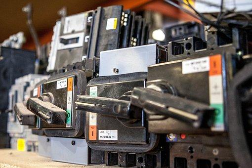 Electrical, Refurbish, Old, Equipment, Electric, Repair