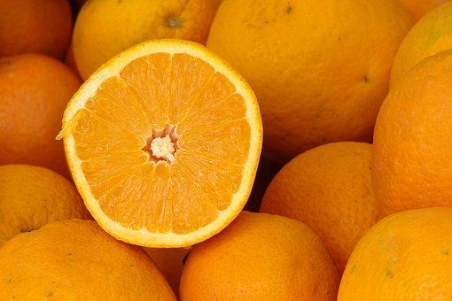 Orange, Fruit, Food, Fresh, Citrus, Vitamin, Juicy