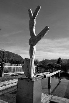 Wood Carving, Sculpture, Wood, Carved, Art, Sculptor