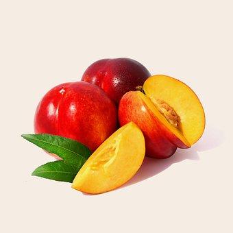 Nectarine, Fruit, Health