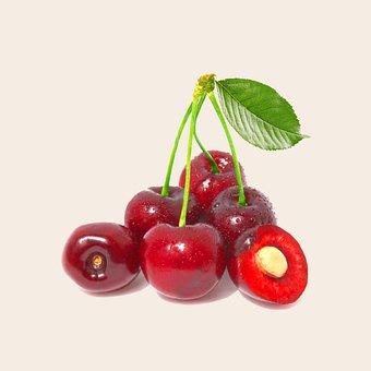 Cherry, Fruit, Health