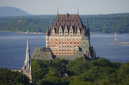 Quebec City, Hotel, Picturesque
