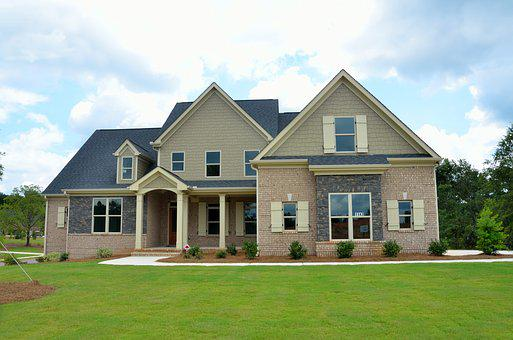 New Home, House, Construction, Estate, Mortgage